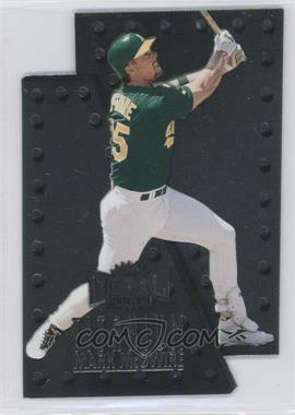 1997 Skybox Metal Universe [???] #6 - Mark McGwire