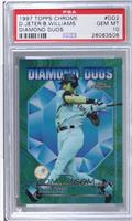 Derek Jeter, Bernie Williams [PSA 10]