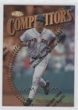 1997 Topps Finest - [Base] - Refractor #267 - Tim Naehring