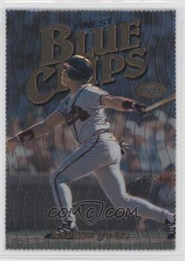 1997 Topps Finest Embossed #162 - Andruw Jones