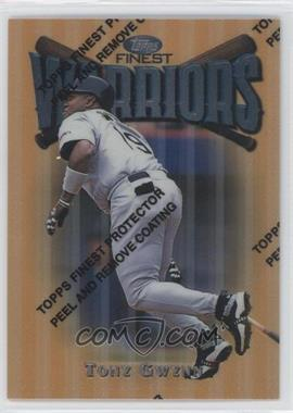 1997 Topps Finest #169 - Tony Gwynn