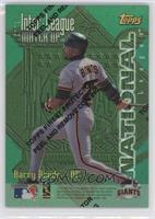 Barry Bonds, Mark McGwire