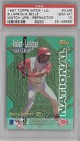 Barry Larkin, Albert Belle [PSA 10]