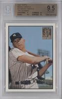 Mickey Mantle 1953 Bowman [BGS 9.5]