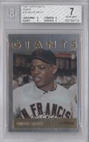 Willie Mays [BGS 7]