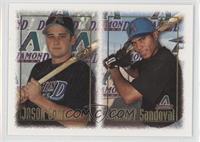 Jason Conti, Jhensy Sandoval