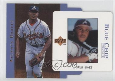 1997 Upper Deck Blue Chip Prospects #BC1 - Andruw Jones /500