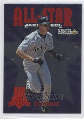 1997 Upper Deck Collector's Choice All-Star Connection #4 - Alex Rodriguez