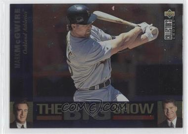 1997 Upper Deck Collector's Choice The Big Show #36 - Mark McGwire