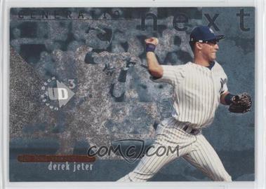 1997 Upper Deck UD3 Generation Next #GN15 - Derek Jeter
