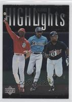 Ozzie Smith, Andre Dawson, Kirby Puckett