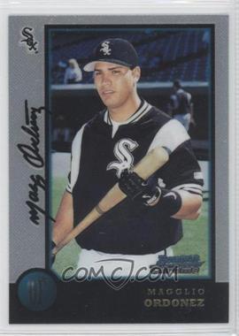1998 Bowman Chrome #185 - Magglio Ordonez