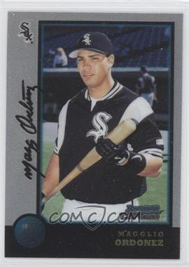 1998 Bowman Chrome #185 - Magglio Ordonez