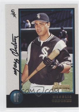 1998 Bowman #185 - Magglio Ordonez