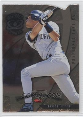 1998 Donruss Preferred Die-Cut Preferred Seating #176 - Derek Jeter