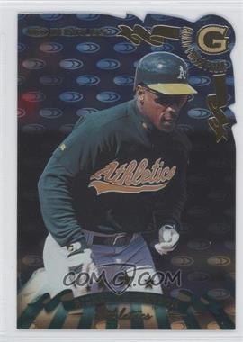 1998 Donruss Press Proof Gold Die-Cut #236 - Rickey Henderson /500