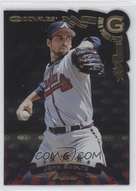 1998 Donruss Press Proof Gold Die-Cut #76 - John Smoltz /500