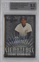 Billy Williams /2000 [BGS 8.5]