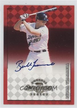 1998 Donruss Signature Series Autographs #BUTR - Bubba Trammell