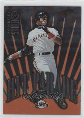 1998 Donruss Studio [???] #16 - Barry Bonds /5000