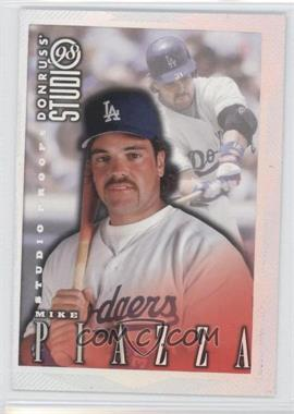 1998 Donruss Studio [???] #62 - Mike Piazza /1000