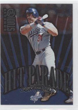 1998 Donruss Studio Hit Parade #3 - Mike Piazza /5000