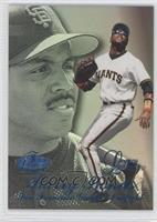 Barry Bonds /100