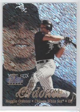 1998 Flair Showcase Row 1 #32 - Magglio Ordonez