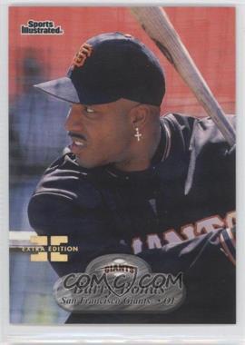 1998 Fleer Sports Illustrated [???] #13 - Barry Bonds /250