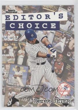 1998 Fleer Sports Illustrated [???] #6EC - Derek Jeter