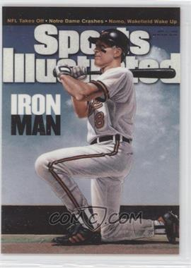 1998 Fleer Sports Illustrated Then & Now - Covers #7 C - Cal Ripken Jr.