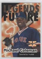 Michael Coleman /500