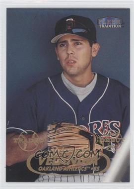 1998 Fleer Tradition - [Base] #32 - Jorge Velandia