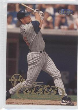 1998 Fleer Tradition Update - Factory Set [Base] #U87 - Troy Glaus