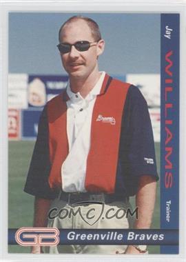 1998 Grandstand Greenville Braves - [Base] #98 - Jay Williams