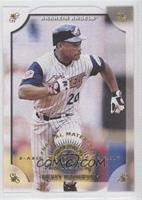 Rickey Henderson (Nylon X-Axis) /200