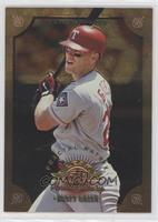Rusty Greer (Gold) /400