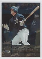 Houston Astros Lineup Card (Craig Biggio) /50