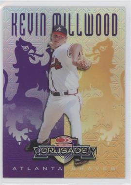 1998 Leaf Rookies & Stars Crusade Update Purple #126 - Kevin Millwood /100