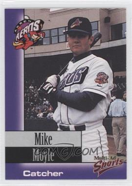 1998 Multi-Ad Sports Akron Aeros #19 - Mike Moyle