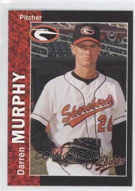 1998 Multi-Ad Sports Delmarva Shorebirds #22 - Dan Murray