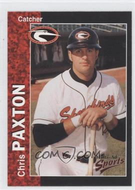 1998 Multi-Ad Sports Delmarva Shorebirds #23 - Chris Paxton