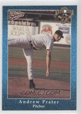 1998 Multi-Ad Sports Erie SeaWolves #20 - Andrew Prater