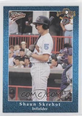 1998 Multi-Ad Sports Erie SeaWolves #22 - Shaun Skrehot