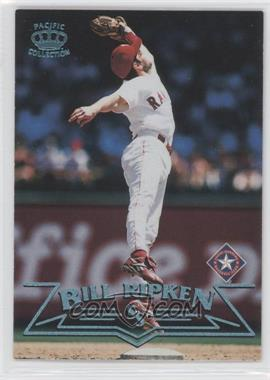 1998 Pacific Crown Collection - [Base] - Platinum Blue #207 - Billy Ripken
