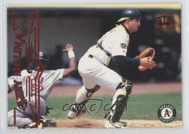 1998 Pacific Crown Collection [???] #170 - Izzy Molina
