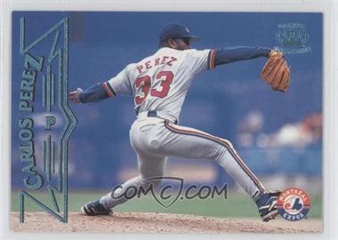 1998 Pacific Crown Collection [???] #352 - Carlos Perez