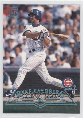 1998 Pacific Crown Collection Platinum Blue #256 - Ryne Sandberg