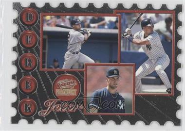 1998 Pacific Paramount - Special Delivery #13 - Derek Jeter