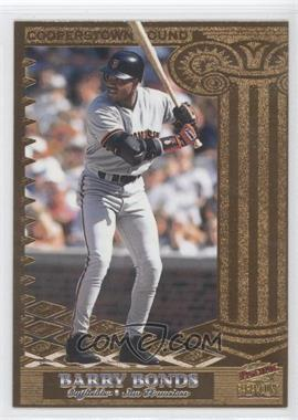 1998 Pacific Paramount Cooperstown Bound #8 - Barry Bonds
